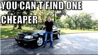 I bought a Mercedes-Benz C43 AMG for $200! Here's how & what's wrong with it. | Kholo.pk