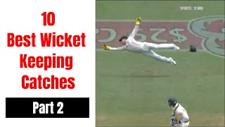 10 Best Wicket Keeping Catches In Cricket | Simbly Chumma