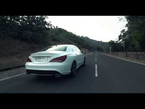 The new CLA-Class Video Brochure