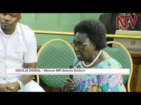 MPs question lack of funds for the nodding syndrome disease