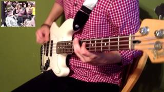Fall Out Boy The Patron Saint of Liars and Fakes Bass Cover