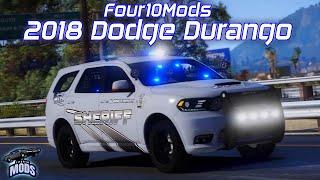 2018 Dodge Durango | Showcase | Model Made By: Four10Mods