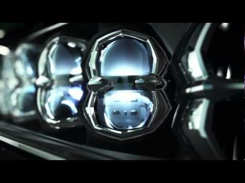 Acura Jewel Eye LED Headlights