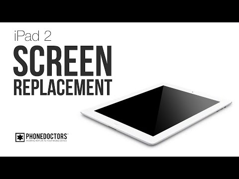 iPad 2 Broken Screen – Digitizer Replacement Comprehensive Guide