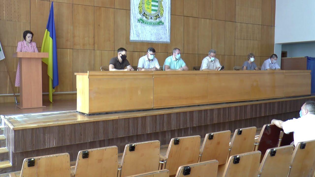 Оперативна нарада з питань адміністративного управління містом 13.07.2020