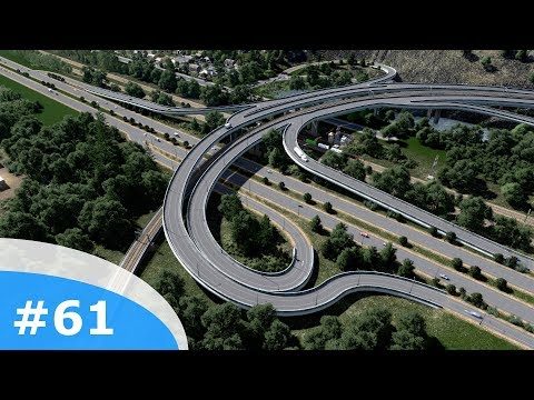 Cities Skylines - Littletown: 61 - They building a highway to the islands