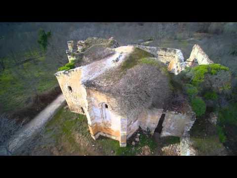 Video Aéreo Monasterio de Bonaval