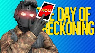 THE DAY OF RECKONING   War Thunder