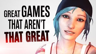 Life Is Strange: Great Games That Aren't That Great
