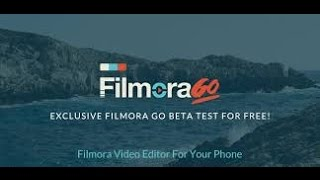 Trick to get filmora for android