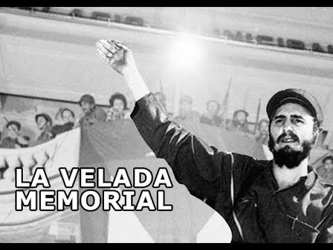 La velada memorial de Fidel (Moscú)