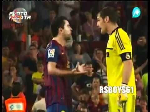 Fc Barcelona vs. Real Madrid-Fail funny