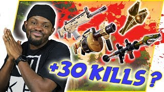 Going For Our KILL RECORD! Dead Bodies Everywhere! - FortNite Gameplay