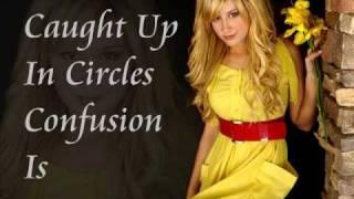 Ashley Tisdale - Time After Time (Lyrics)