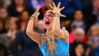 Анна Погорилая - Чемпионат мира по фигурному катанию Бостон 2016 - Произвольная программа