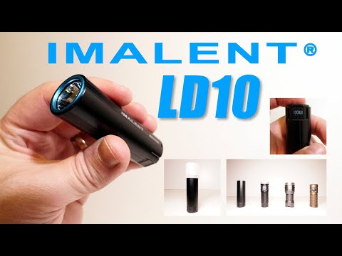 IMALENT LD10 Review