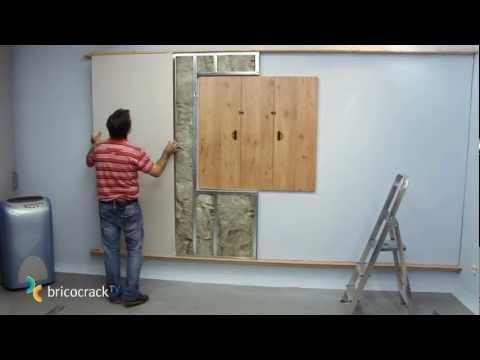 Aislamiento térmico y acústico de una pared (Bricocrack)