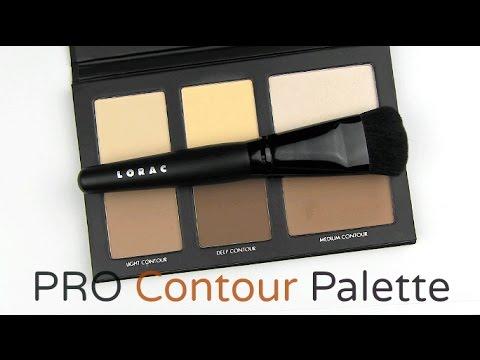 Pro Contour Palette by Lorac #8