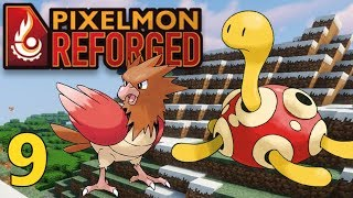 Download [9] Shuckle Shells! I Want To Fly!!! (Pixelmon