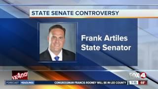 Florida senator used racial slurs to colleagues