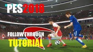 PES2018 - Effective Kick Feint Tutorial - YouTube