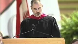 Steve Jobs on Death - The best 4 mins you will ever spend (Stanford 2005)