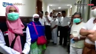 Tenaga Medis Sebut CJH Asal Medan Terjangkit Flu Babi