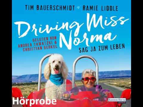 """Tim Bauerschmidt """"Driving Miss Norma"""", gelesen von A. Sawatzki und C. Berkel - Hörbuch Hörprobe"""