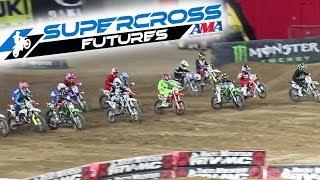 Supermini Supercross! Deegans, Reynolds, Hawkins, Difrancesco Battle