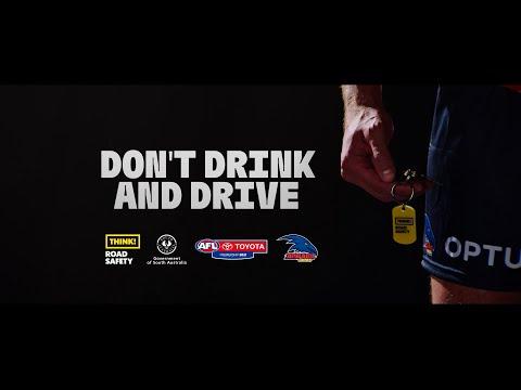 Adelaide Crows - Handball your keys