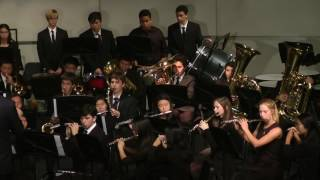 """Doctor Who: Through Time and Space"": Homestead Symphonic Band at 2016 Winter Pops"