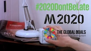 Today climate change leaders launched Mission 2020 targeting 2020 as our climate