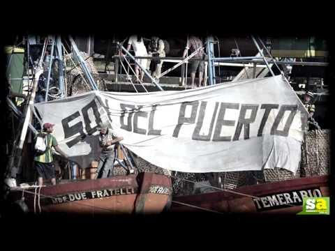 """""""Querido Barrio // Www.SomosAldosivi.Com.Ar"""" Barra: La Pesada del Puerto • Club: Aldosivi"""