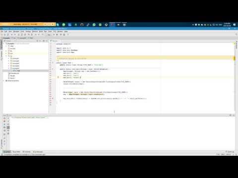 Сериализация объектов в Java видео