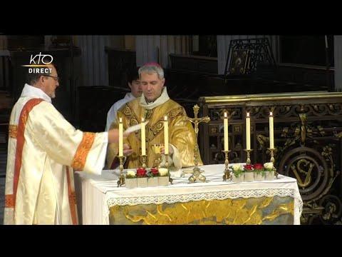 Messe du 21 mai 2020 à St-Germain-l'Auxerrois