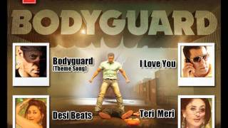 'Bodyguard Full Songs' | Jukebox | Salman Khan