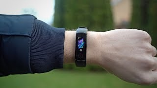 HONOR Band 5 Review - Near Excellent Budget Fitness Tracker!