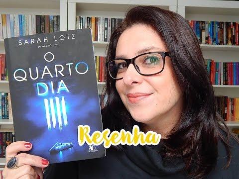 Resenha: O Quarto Dia - Sarah Lotz | Ju Oliveira