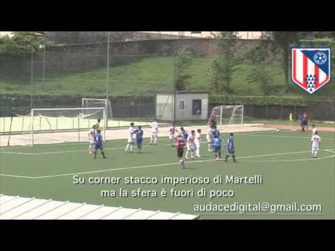 Preview video Eccellenza: Audace Sanvito Empolitana vs Podgora Calcio 1950