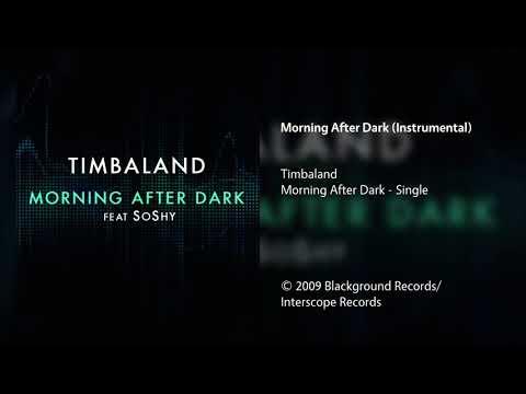 Timbaland - Morning After Dark (Instrumental)
