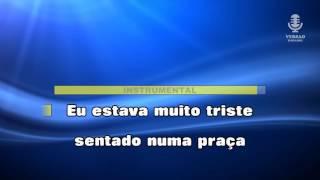 ♫ Karaoke CIGANINHA FEITICEIRA   Banda Fusiforme