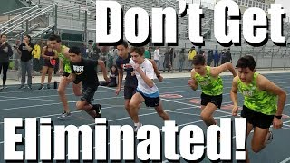 HIGH SCHOOL ELIMINATION MILE 2 | ERHS