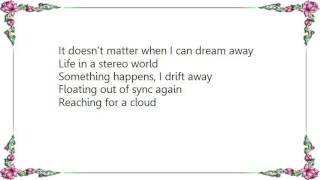 Feeder - Stereo World Lyrics