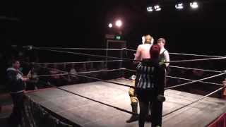 preview picture of video 'Tiger Kid Vs Party Animal Kev Hanley. Brentwood 8/2/14'