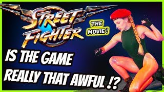 The MAD History Of STREET FIGHTER THE MOVIE GAME   Is It Really That AWFUL !?