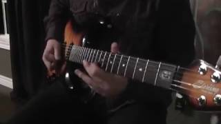 Tyler Teeple - Dream Theater - The Root Of All Evil Guitar Cover