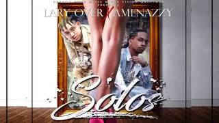 Solos - La amenazzy ft Lary Over (audio official)