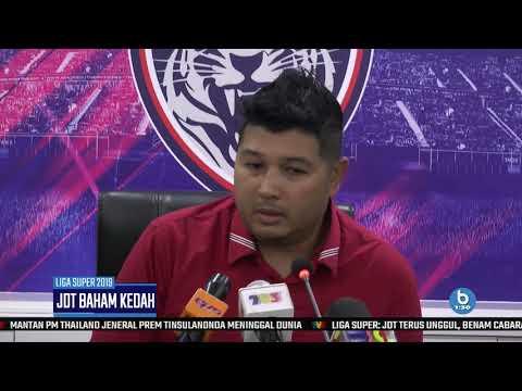 JDT Baham Kedah