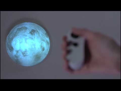Youtube Video for Moon in my Room - 8 Lunar Phases!