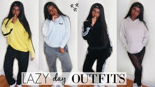 LAZY DAY OUTFIT IDEAS FOR SCHOOL 2018! | Coco Chinelo